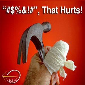 #$%&!#, That Hurts!