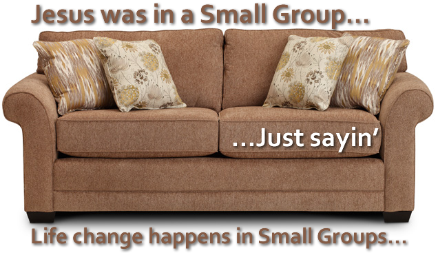 New Small Groups for the Fall