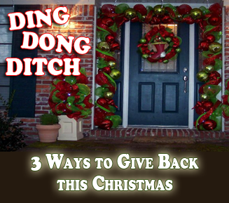 3 Ways to Give Back this Christmas