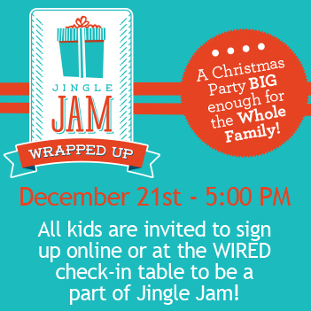 Jingle Jam: Wrapped Up!