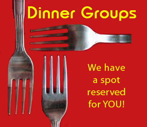 Interested in Joining a Dinner Group?