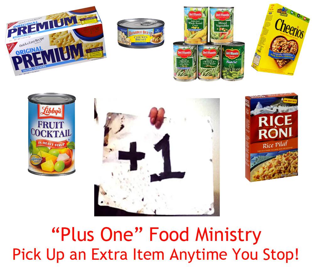 Plus One…. Third Creek Food Packing