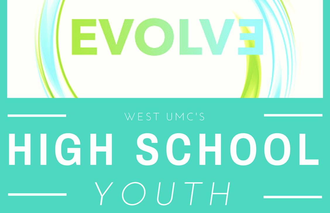 Evolve – High School Youth