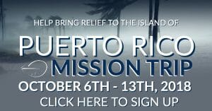 puerto rico relief, mission trip, rebuild, give back, love, global mission, west missions,