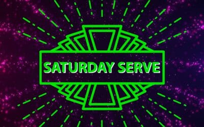 Saturday Serve Days