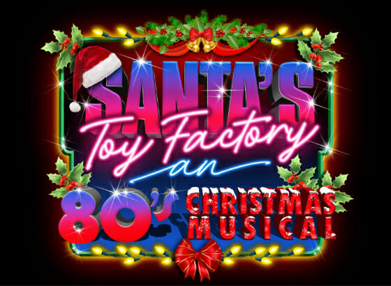 Santa's Toy Factory – Christmas Musical