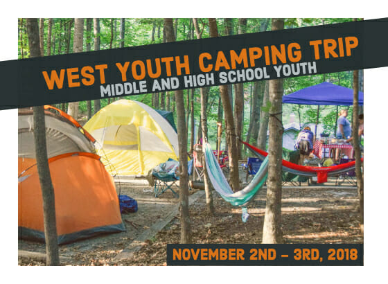Youth Camping Trip