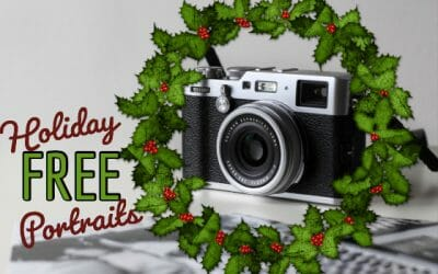 Professional Holiday Portraits