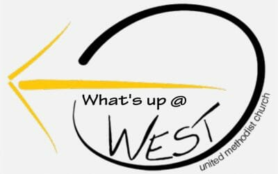 What's UP @ West 5/12/2019