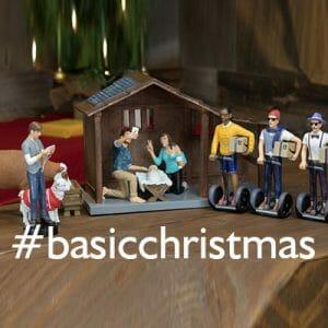 #basicchristmas