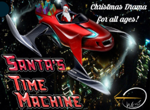 Santa's Time Machine 2019 Christmas Performance