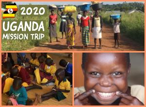 Uganda Mission Trip 2020