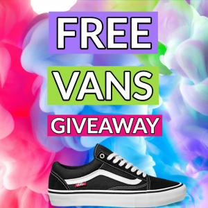 FREE VANS, giveaway, win, fun, church, spiritual, lent, easter