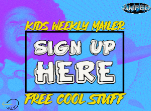 Kids Weekly Mailer
