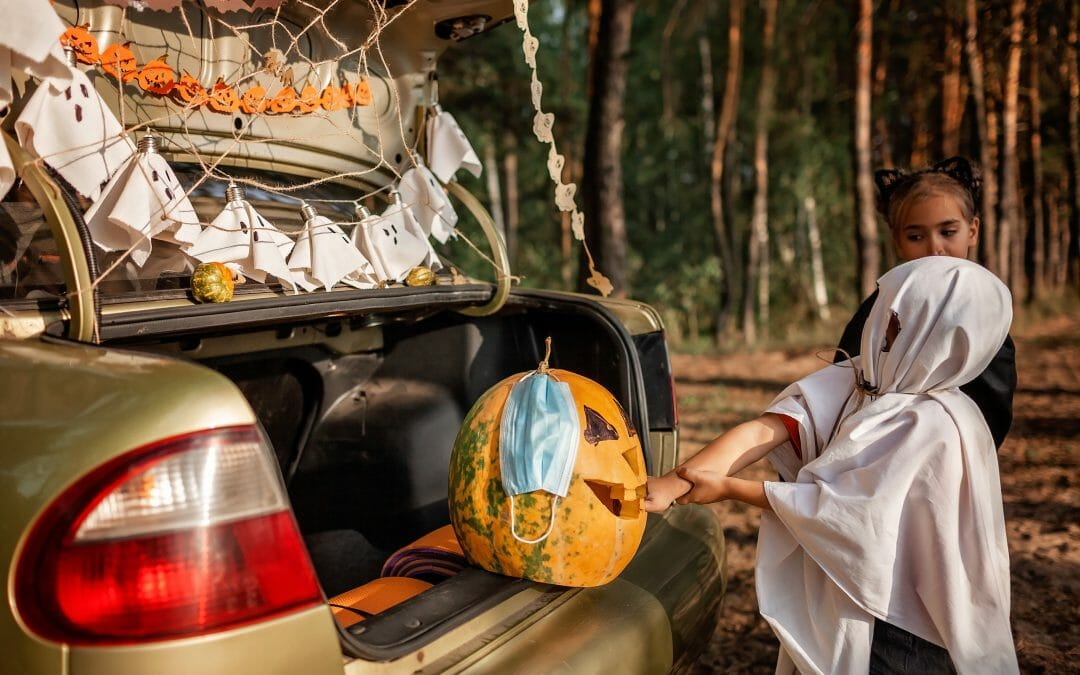 Trunk-or-Treat: Safe Halloween fun for the entire family