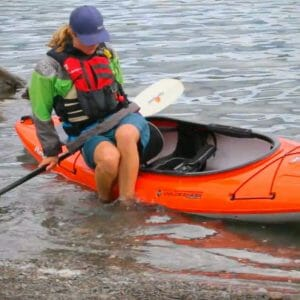 You Need to Get In the Kayak