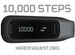 10,000 Steps Challenge