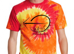 Birthday Tie-Dye T-Shirt Order Form