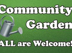 Garden Serve Day – November 1st